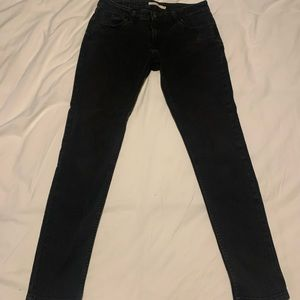 Levi's womens jeans 535 Super Skinny